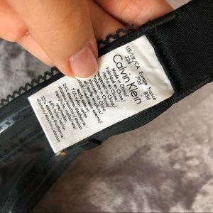 Calvin Klein Intimates & Sleepwear - Calvin Klein Strapless Bra- worn once